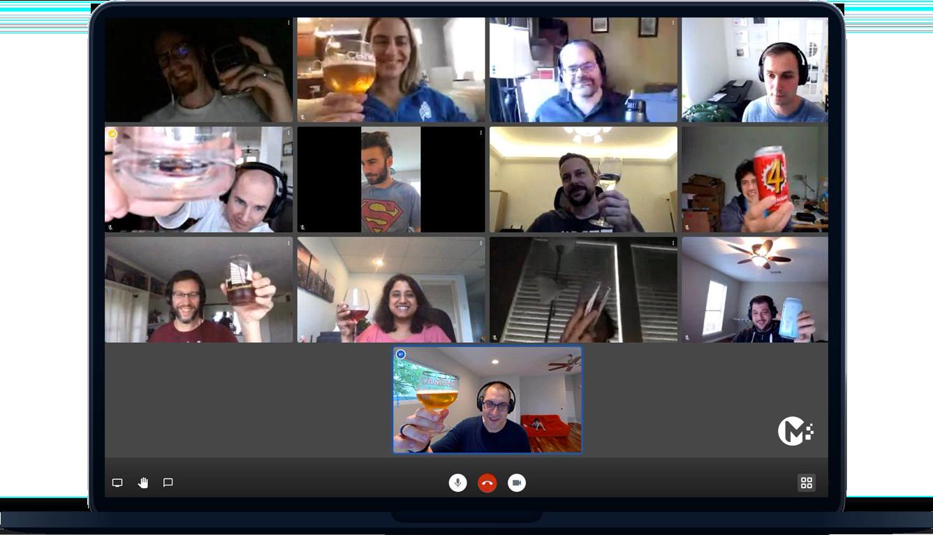 Bulut Video Konferans - Uzaktan Toplantı - Sunum